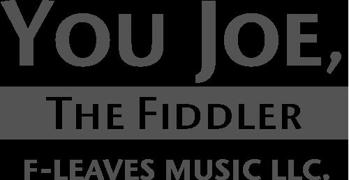 【公式】You Joe the Fiddler[フィドラー悠情]